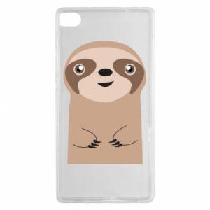 Etui na Huawei P8 Naive sloth