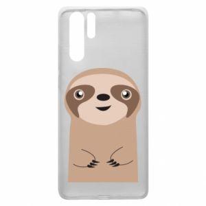 Etui na Huawei P30 Pro Naive sloth