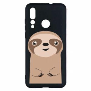 Etui na Huawei Nova 4 Naive sloth