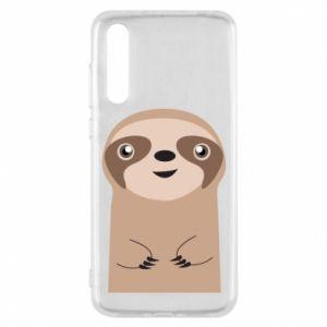 Etui na Huawei P20 Pro Naive sloth
