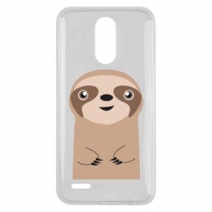 Etui na Lg K10 2017 Naive sloth