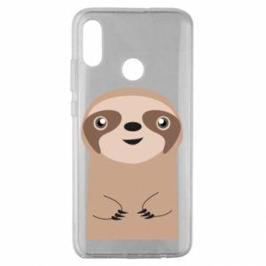 Etui na Huawei Honor 10 Lite Naive sloth