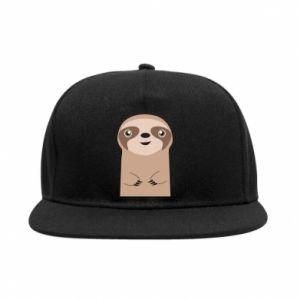 SnapBack Naive sloth - PrintSalon