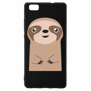 Etui na Huawei P 8 Lite Naive sloth