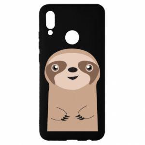 Etui na Huawei P Smart 2019 Naive sloth