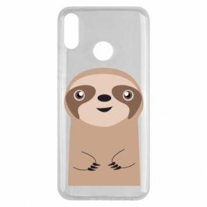Etui na Huawei Y9 2019 Naive sloth