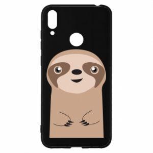 Etui na Huawei Y7 2019 Naive sloth