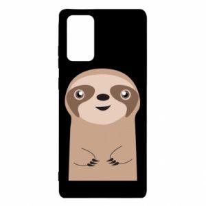 Etui na Samsung Note 20 Naive sloth