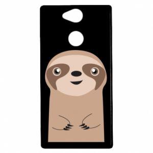 Etui na Sony Xperia XA2 Naive sloth