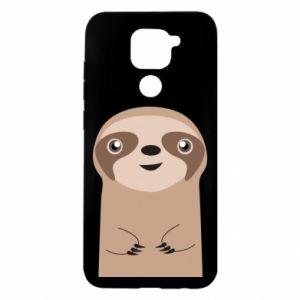 Etui na Xiaomi Redmi Note 9/Redmi 10X Naive sloth