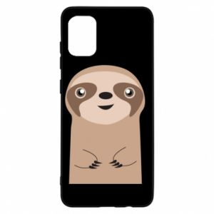 Etui na Samsung A31 Naive sloth