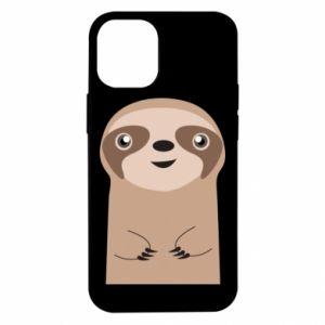 Etui na iPhone 12 Mini Naive sloth
