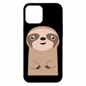 Etui na iPhone 12 Pro Max Naive sloth