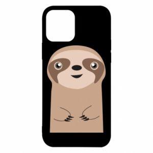 Etui na iPhone 12/12 Pro Naive sloth