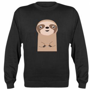 Bluza (raglan) Naive sloth