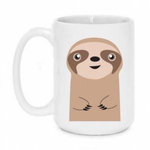Mug 450ml Naive sloth - PrintSalon