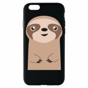 Etui na iPhone 6/6S Naive sloth