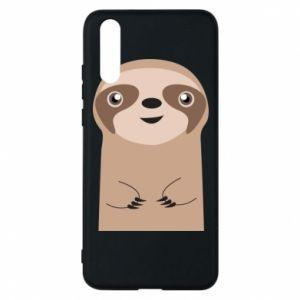 Etui na Huawei P20 Naive sloth