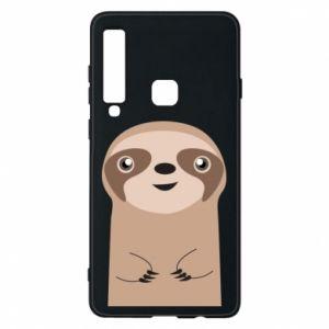 Phone case for Samsung A9 2018 Naive sloth - PrintSalon