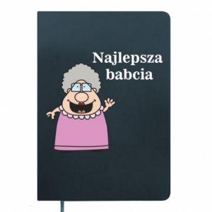 Notes Najlepsza babcia - PrintSalon