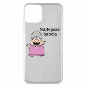 Phone case for iPhone 11 Najlepsza babcia
