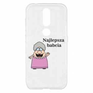 Etui na Nokia 4.2 Najlepsza babcia