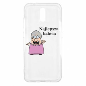 Nokia 2.3 Case Najlepsza babcia