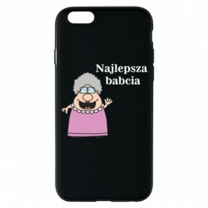iPhone 6/6S Case Najlepsza babcia