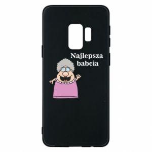 Etui na Samsung S9 Najlepsza babcia - PrintSalon
