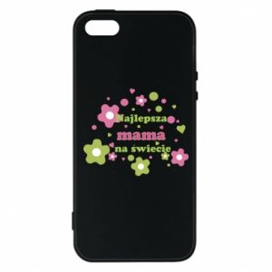 Phone case for iPhone 5/5S/SE The best mom in the world