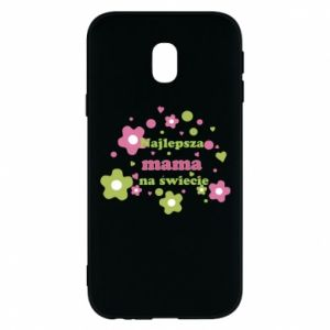 Phone case for Samsung J3 2017 The best mom in the world