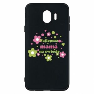 Phone case for Samsung J4 The best mom in the world