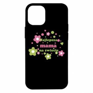 Etui na iPhone 12 Mini Najlepsza mama na świecie