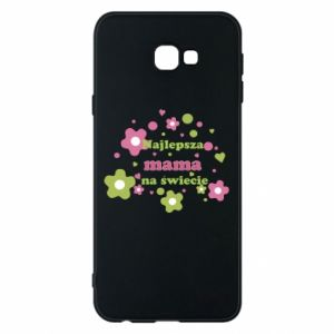 Phone case for Samsung J4 Plus 2018 The best mom in the world