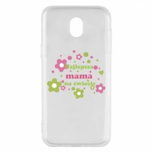 Phone case for Samsung J5 2017 The best mom in the world