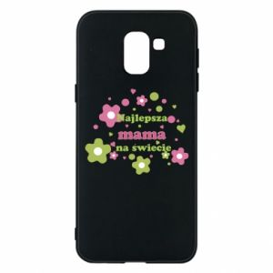 Phone case for Samsung J6 The best mom in the world