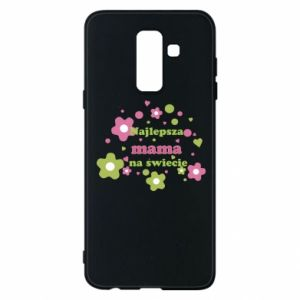 Phone case for Samsung A6+ 2018 The best mom in the world