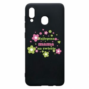 Phone case for Samsung A30 The best mom in the world