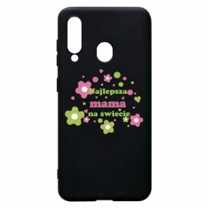 Phone case for Samsung A60 The best mom in the world
