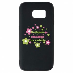 Phone case for Samsung S7 The best mom in the world