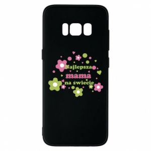 Phone case for Samsung S8 The best mom in the world