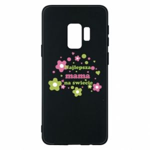Phone case for Samsung S9 The best mom in the world