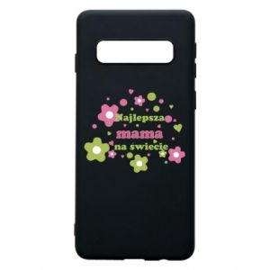 Phone case for Samsung S10 The best mom in the world