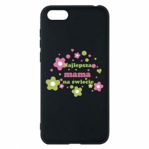 Phone case for Huawei Y5 2018 The best mom in the world