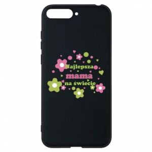 Phone case for Huawei Y6 2018 The best mom in the world