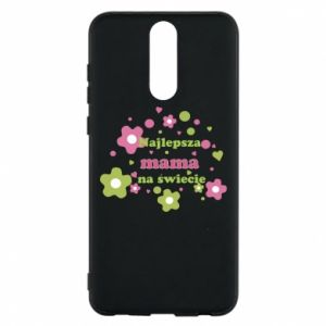 Phone case for Huawei Mate 10 Lite The best mom in the world