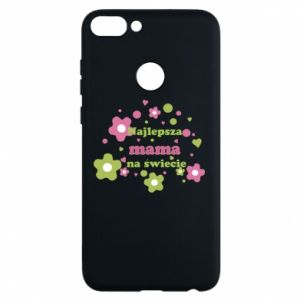 Phone case for Huawei P Smart The best mom in the world