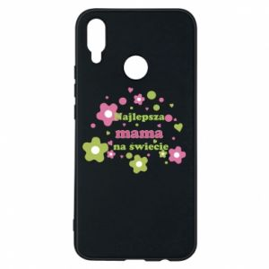 Phone case for Huawei P Smart Plus The best mom in the world