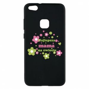 Phone case for Huawei P10 Lite The best mom in the world