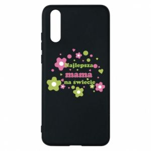Phone case for Huawei P20 The best mom in the world